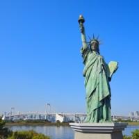■アメリカの風景事由の女神