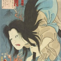 四谷怪談 190802